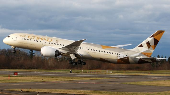 Etihad Airways to operate special passenger flights