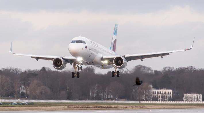 Eurowings resumes flights from Dusseldorf Airport