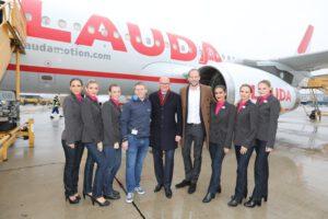 Lauda Air closes home base at Vienna Airport