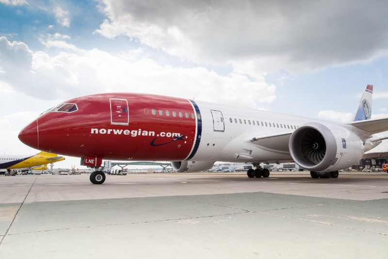 Norwegian receives EUR 275 million in state aid