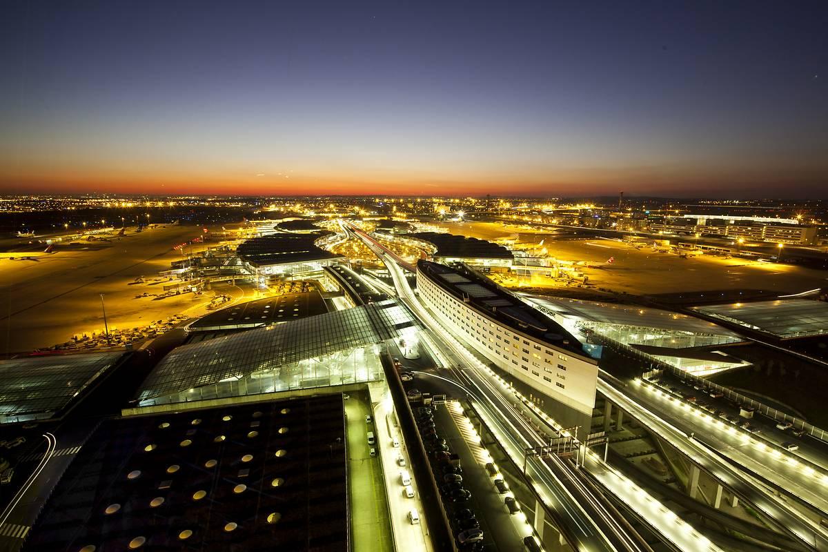 Paris Orly Airport closed until autumn