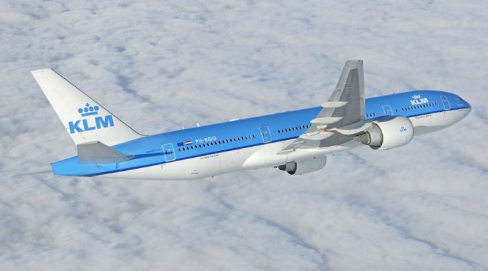 KLM resumes flights to Dubai