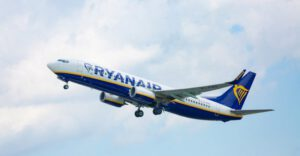 Ryanair starts flights between Eindhoven and Paphos (Cyprus)