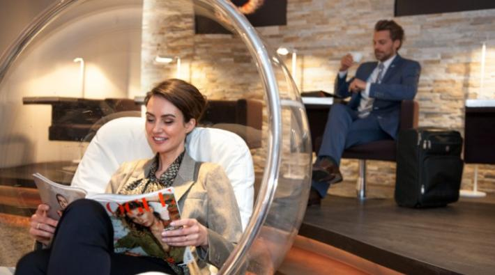 Privium ClubLounge at Amsterdam Airport Schiphol reopened