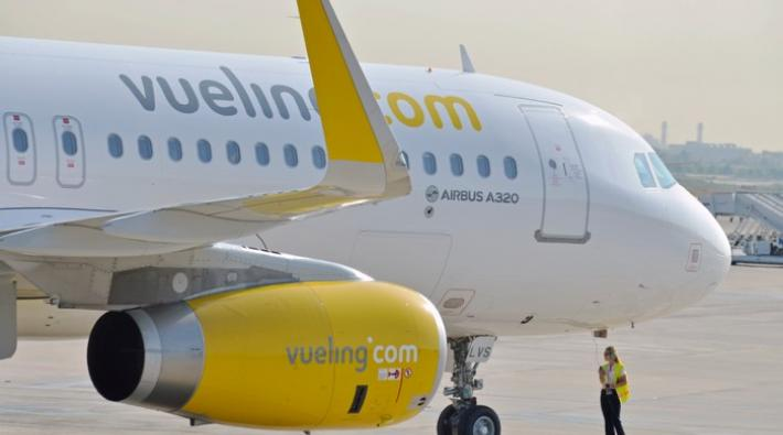 Vueling starts with flights between Barcelona and Amsterdam
