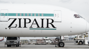ZIPAIR starts with flights between Tokyo and Bangkok