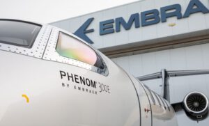 Embraer delivers first Phenom 300E