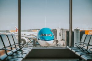 KLM starts passenger flights to China