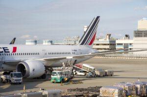 Air France after the summer at 85% of capacity