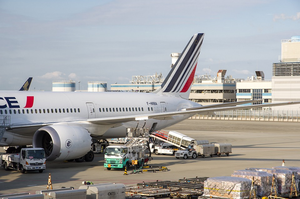 Air France after the summer at 85% of capacity