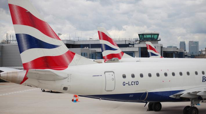 London City Airport resumes international flights