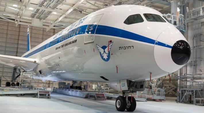 El Al is saved by the government of Israel