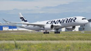 Finnair starts flights between Helsinki in Shanghai