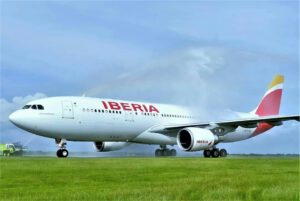 Iberia flies to 55 European destinations in August