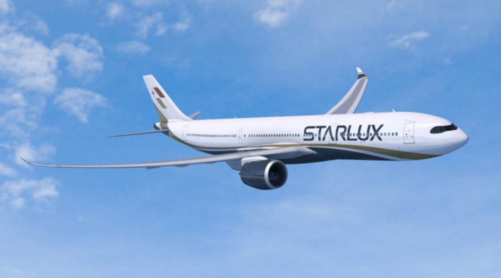 Starlux Airlines ordered 8 Airbus A330 NEO aircraft