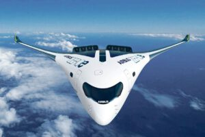 The Airbus ZEROe available in 2035