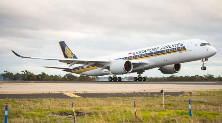Singapore Airlines resumes longest flight in the world