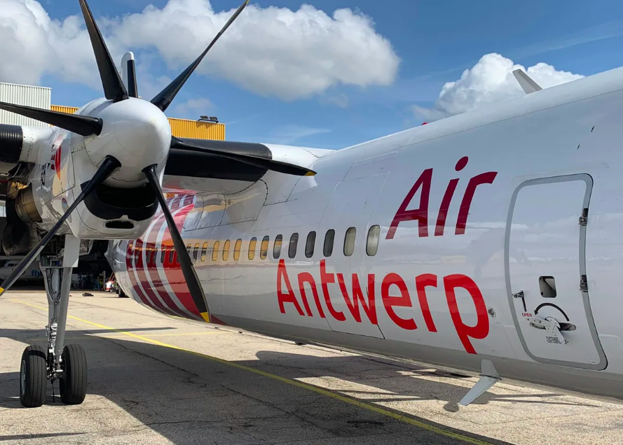Air Antwerp cancels scheduled service to London
