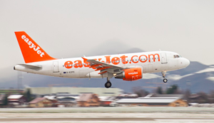 EasyJet starts with 4 new destinations from Amsterdam Schiphol Airport
