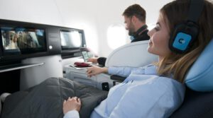 La Compagnie resumes business class to New York