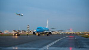 Schiphol currently busiest airport in Europe