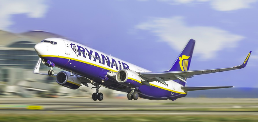 Ryanair cancels order with Boeing